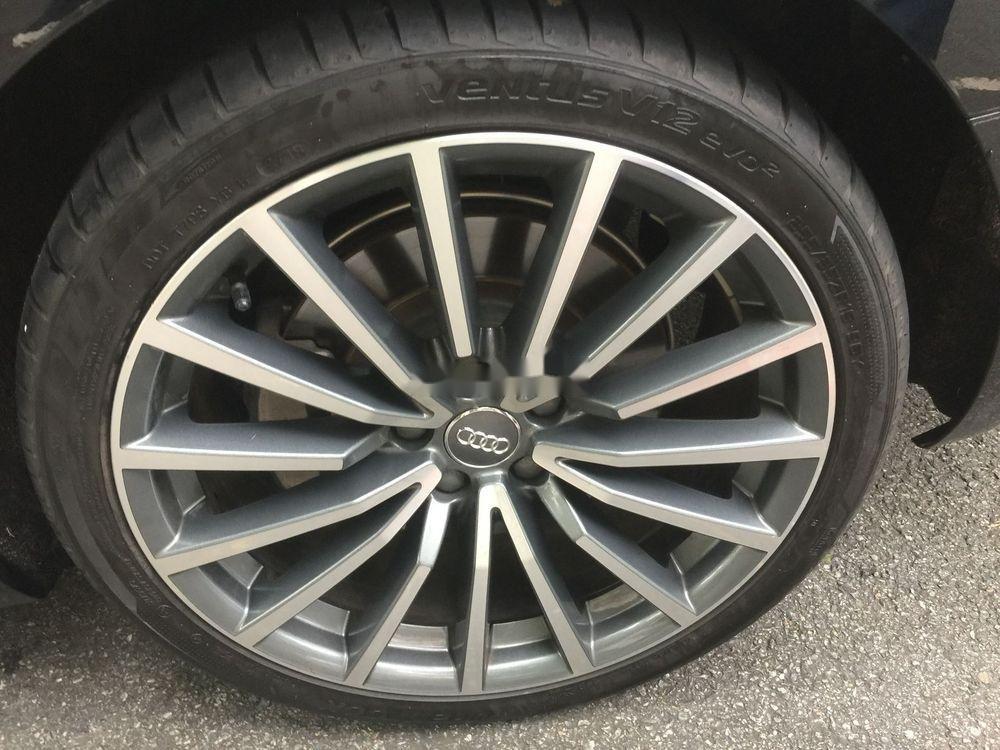Bán Audi A5 đời 2017, màu đen, nhập khẩu   (5)