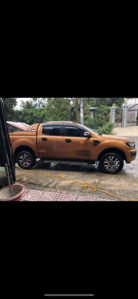 Cần bán Ford Ranger đời 2019, nhập khẩu nguyên chiếc, chính chủ (4)