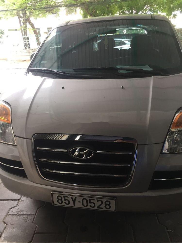 Bán Toyota Fortuner đời 2010, màu bạc số sàn xe nguyên bản (8)