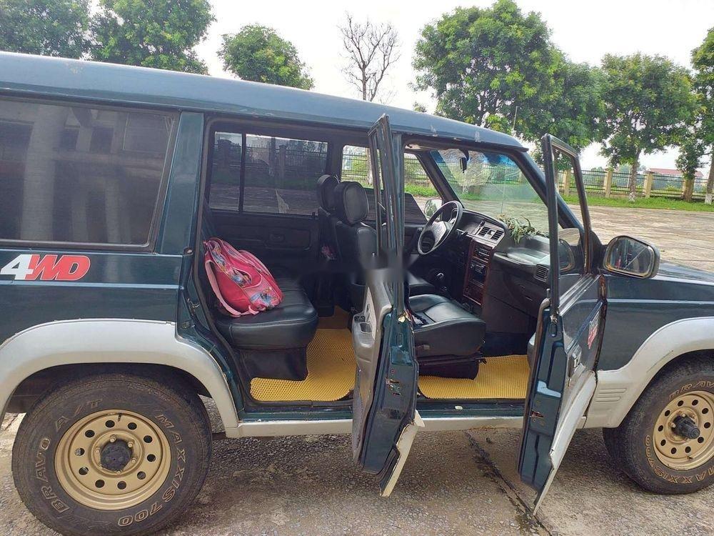 Bán Ssangyong Musso sản xuất 2006, nhập khẩu, giá rẻ (3)