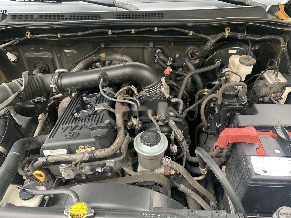 Cần bán gấp Toyota Fortuner đời 2010, màu đen như mới, giá tốt xe nguyên bản (12)