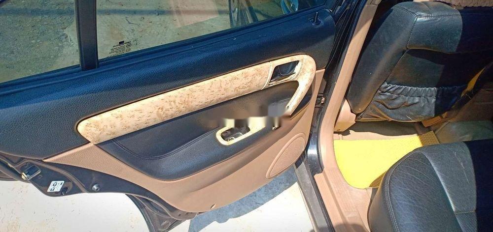 Cần bán lại xe Daewoo Magnus sản xuất năm 2005, màu đen xe gia đình xe nguyên bản (7)