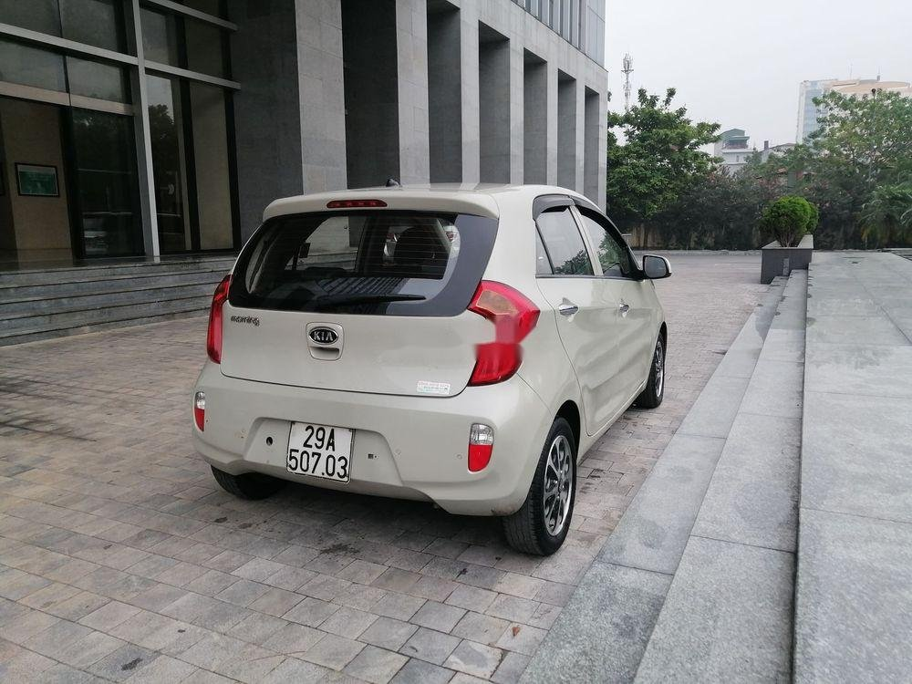 Xe Kia Morning 1.0 AT 2011, nhập khẩu, giá 268tr (3)