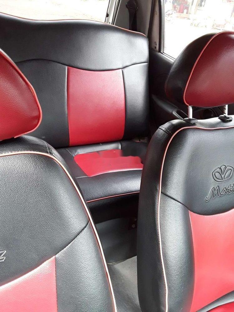 Bán Daewoo Matiz năm sản xuất 2008, màu trắng xe gia đình, giá 95tr xe còn nguyên bản (6)