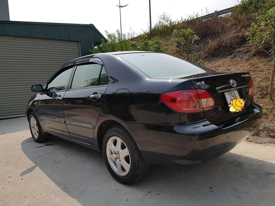 Cần bán gấp Toyota Corolla Altis năm 2007, màu đen chính chủ xe nguyên bản (5)