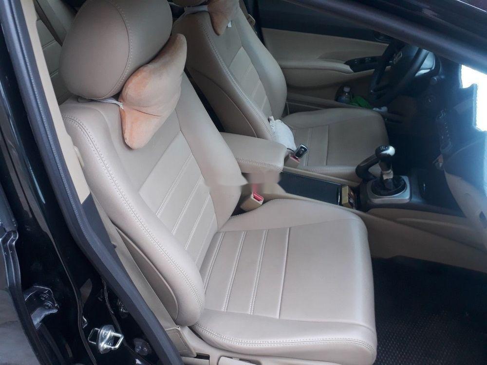 Bán ô tô Honda Civic năm 2007, màu đen xe gia đình, giá chỉ 320 triệu xe nguyên bản (4)