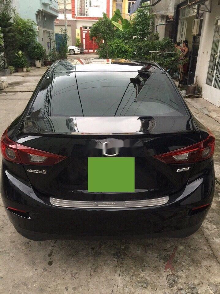 Bán Mazda 3 sản xuất 2016, màu đen, nhập khẩu, xe gia đình (3)