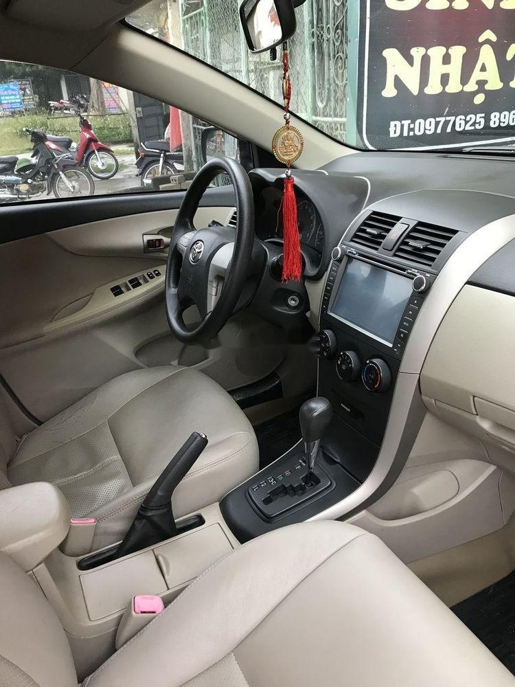 Bán ô tô Toyota Corolla đời 2010, nhập khẩu nguyên chiếc chính hãng (7)