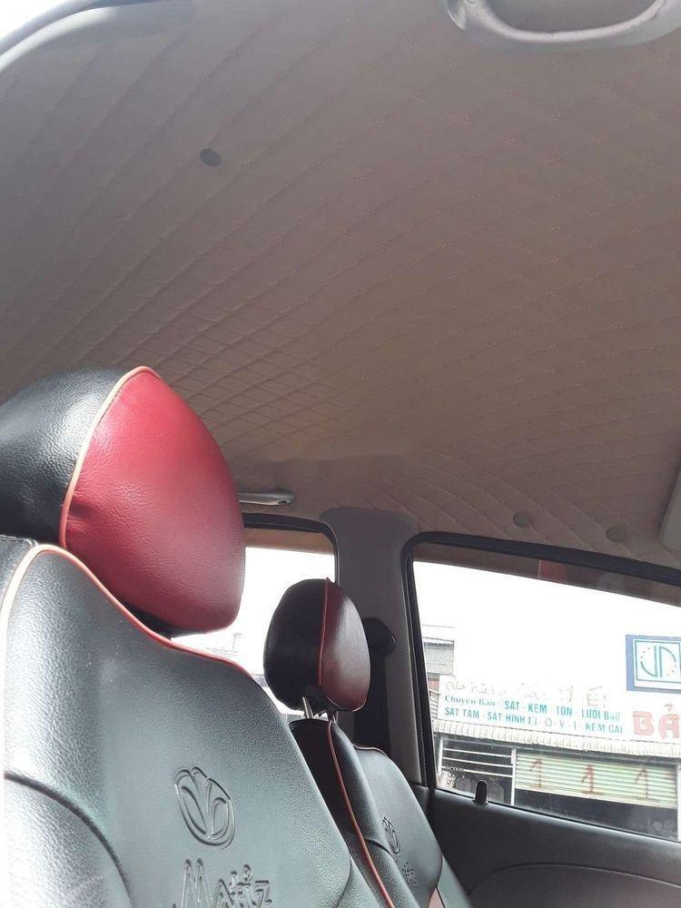 Bán Daewoo Matiz năm sản xuất 2008, màu trắng xe gia đình, giá 95tr xe còn nguyên bản (8)