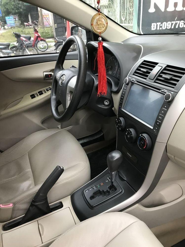 Bán ô tô Toyota Corolla đời 2010, nhập khẩu nguyên chiếc chính hãng (4)
