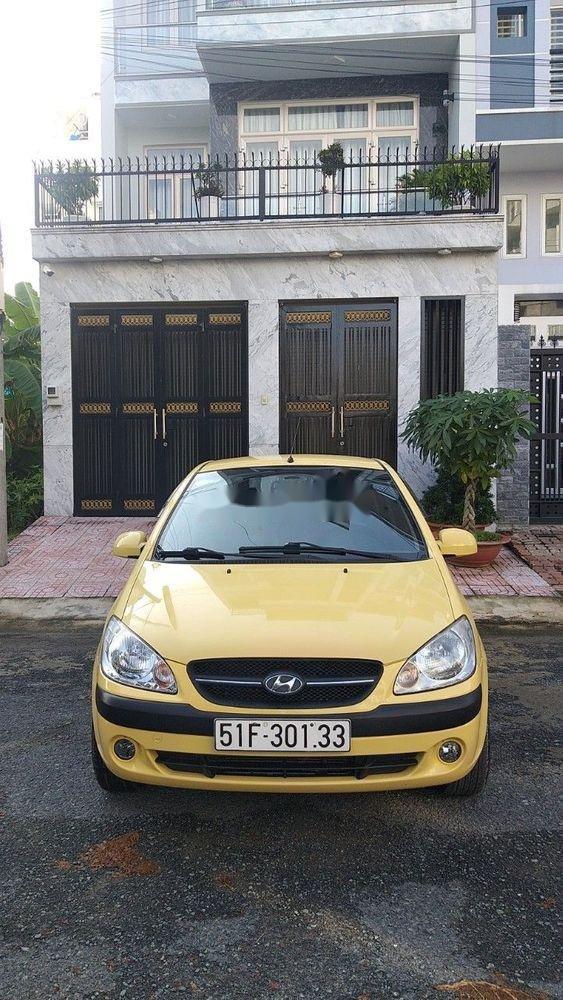 Cần bán Hyundai Getz sản xuất 2009, nhập khẩu chính chủ, 238 triệu xe nguyên bản (3)