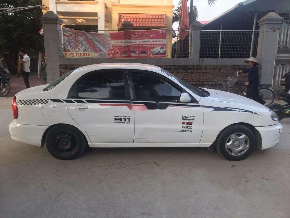 Bán Daewoo Lanos đời 2002 xe nguyên bản (3)