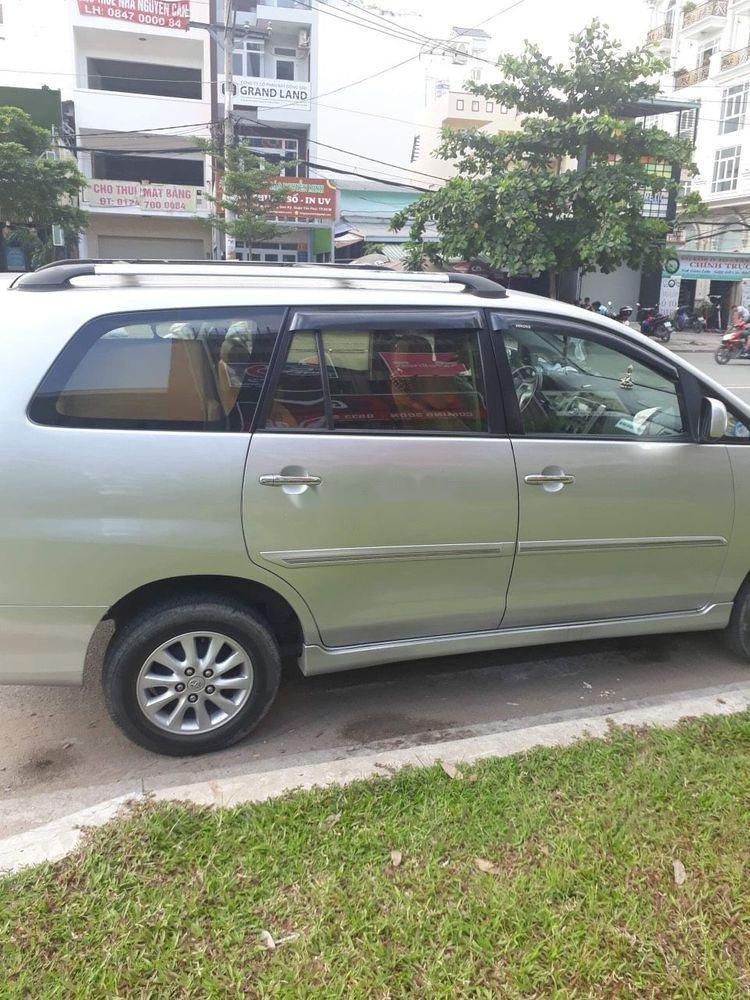Bán Toyota Innova đời 2013, màu bạc, nhập khẩu nguyên chiếc, giá tốt (3)