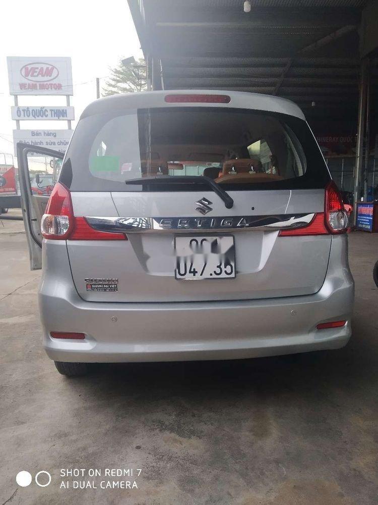 Bán ô tô Suzuki Ertiga AT 2016, màu bạc, nhập khẩu (6)