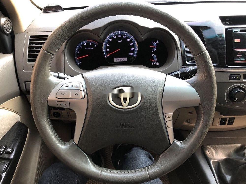Cần bán xe Toyota Fortuner đời 2012, màu đen xe gia đình, 682tr xe nguyên bản (6)