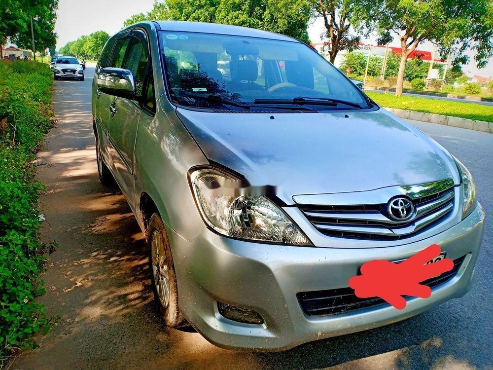 Cần bán Toyota Innova năm 2009, nhập khẩu, 239 triệu (1)