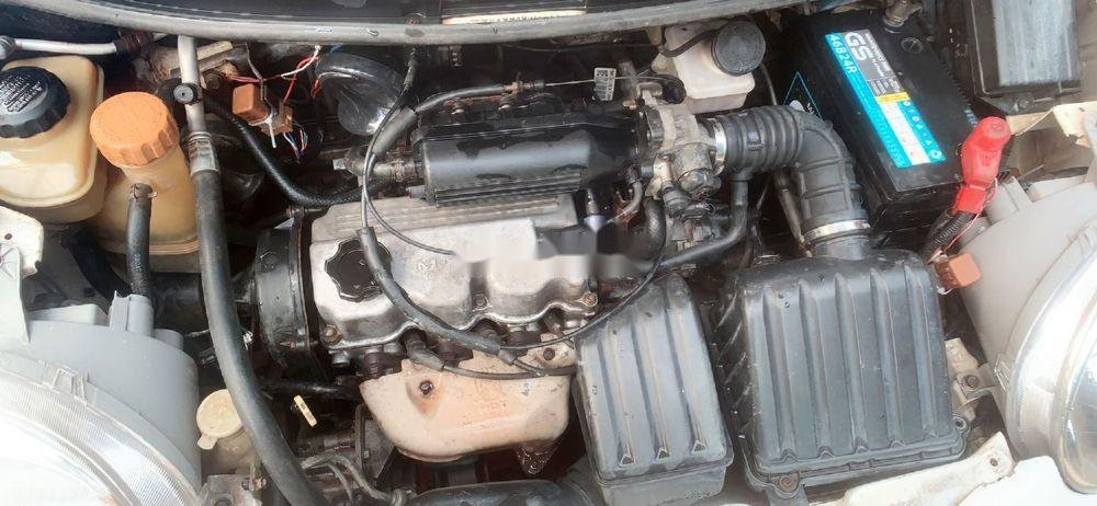 Cần bán Daewoo Matiz sản xuất năm 2008, màu trắng, giá chỉ 66 triệu (7)
