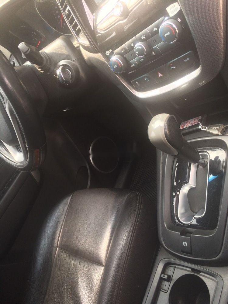 Bán xe Chevrolet Captiva năm sản xuất 2016, màu đen chính chủ xe nguyên bản (3)