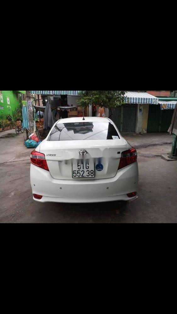Cần bán xe Toyota Vios 2018, màu trắng (4)