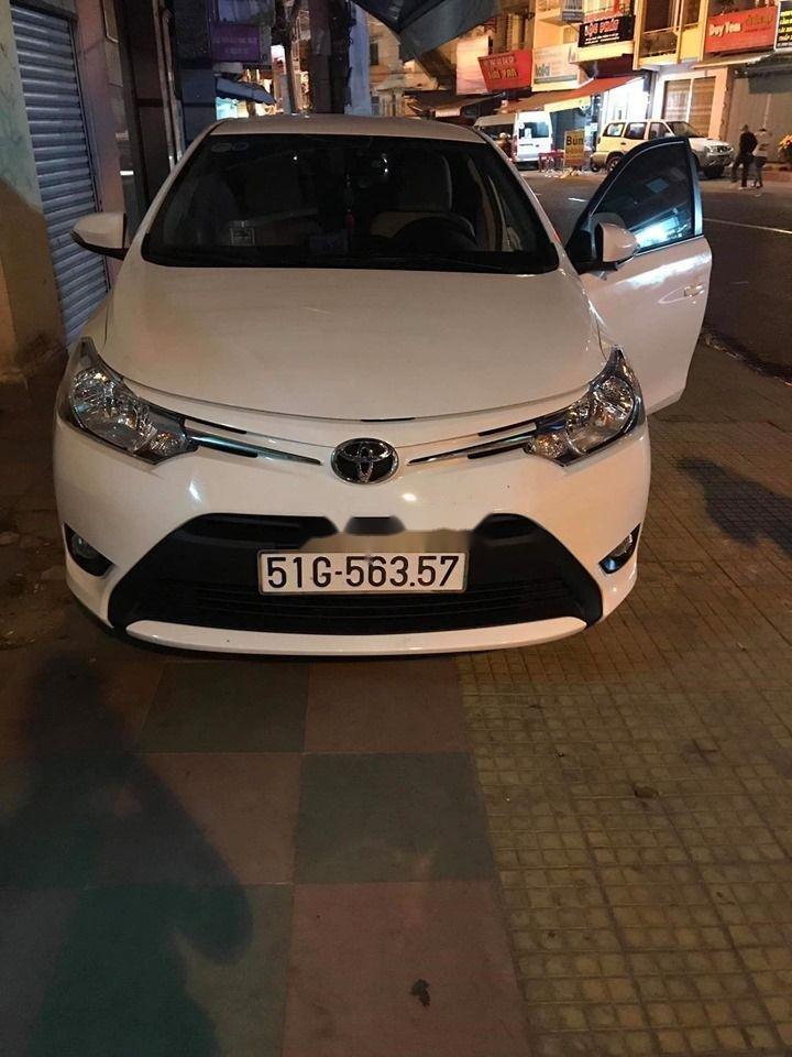 Bán xe Toyota Vios năm sản xuất 2018 xe nguyên bản (2)