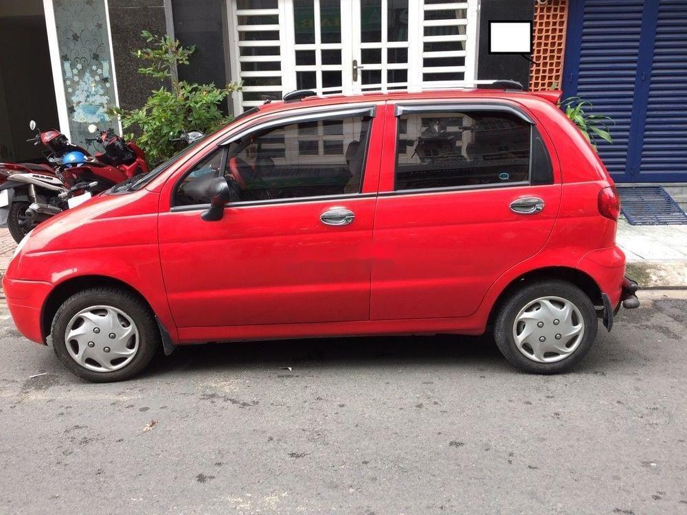 Cần bán lại xe Daewoo Matiz đời 2003, màu đỏ chính chủ xe nguyên bản (1)