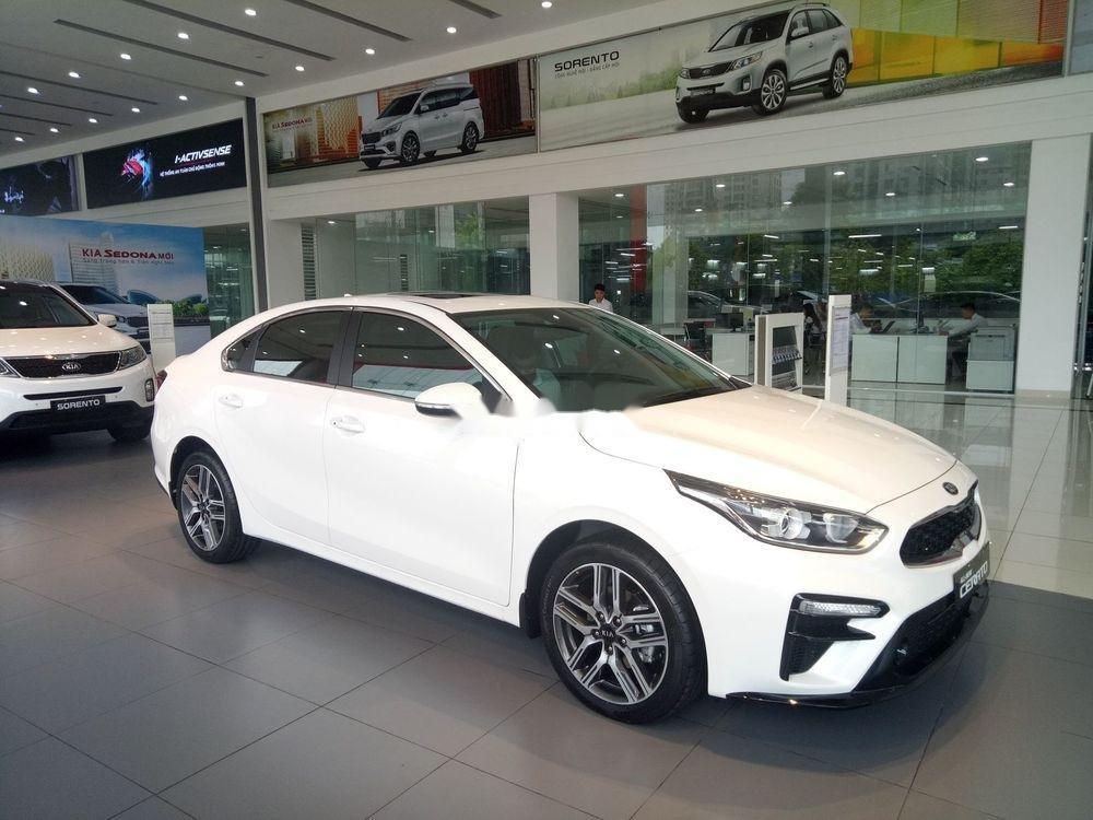 Bán Kia Cerato đời 2019, màu trắng, giá cạnh tranh (4)
