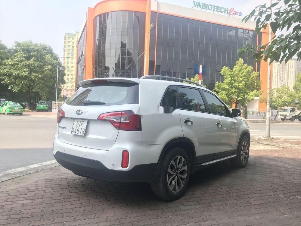 Bán Kia Sorento 2016, màu trắng chính chủ, 718 triệu xe nguyên bản (2)