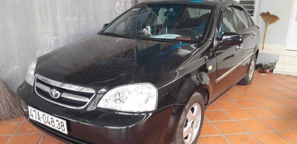 Cần bán Daewoo Lacetti năm 2010, màu đen xe gia đình xe nguyên bản (4)
