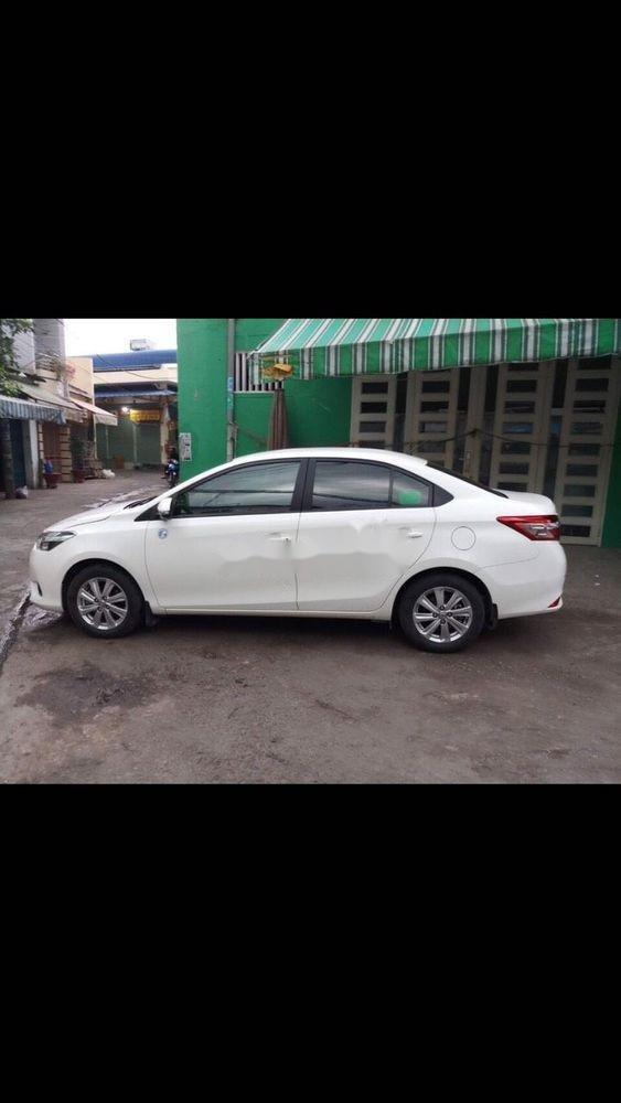 Cần bán xe Toyota Vios 2018, màu trắng (5)