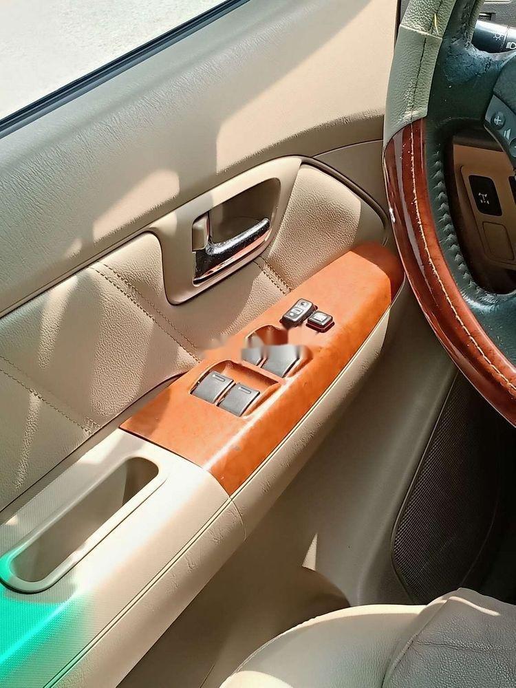 Cần bán Toyota Fortuner đời 2010, màu xám, xe nhập chính hãng (7)