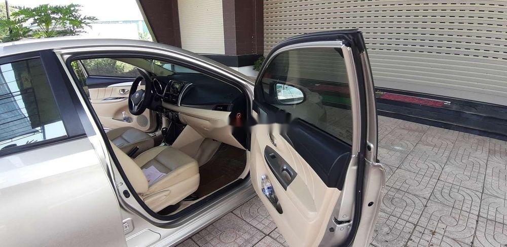 Cần bán xe Toyota Vios đời 2017 xe nguyên bản (6)