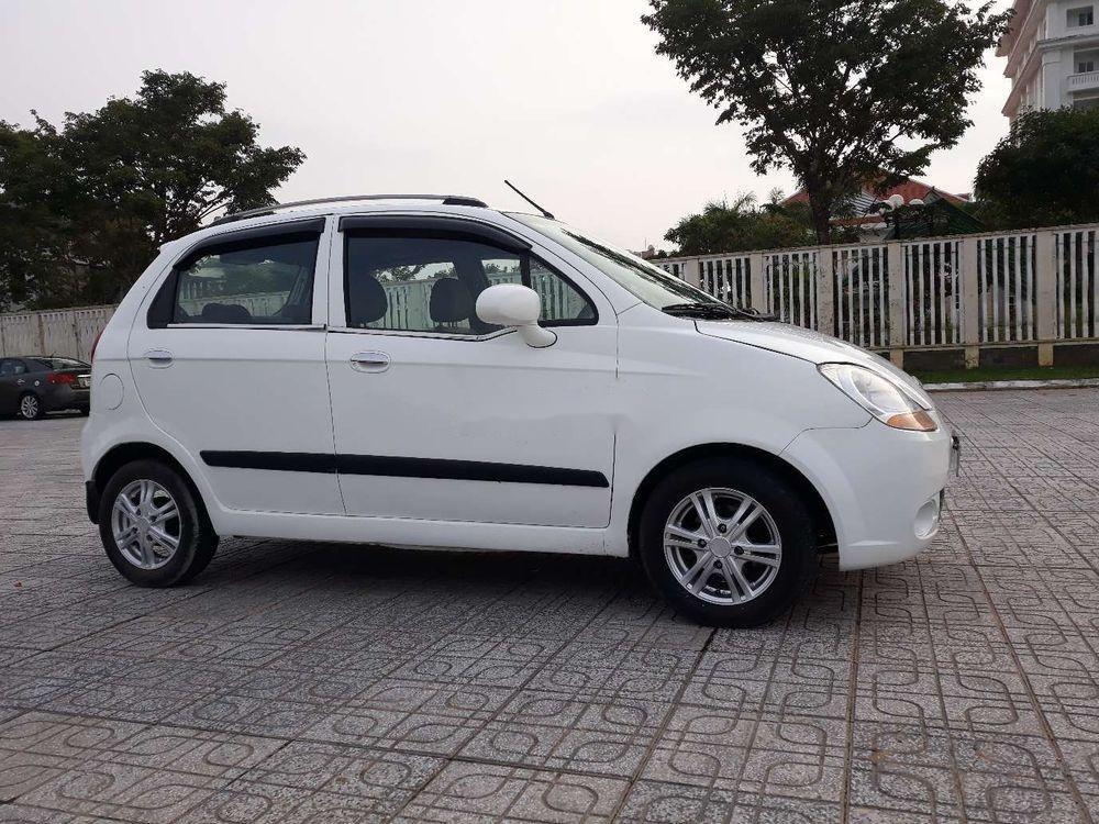 Bán Chevrolet Spark đời 2011, màu trắng, nhập khẩu nguyên chiếc  (9)