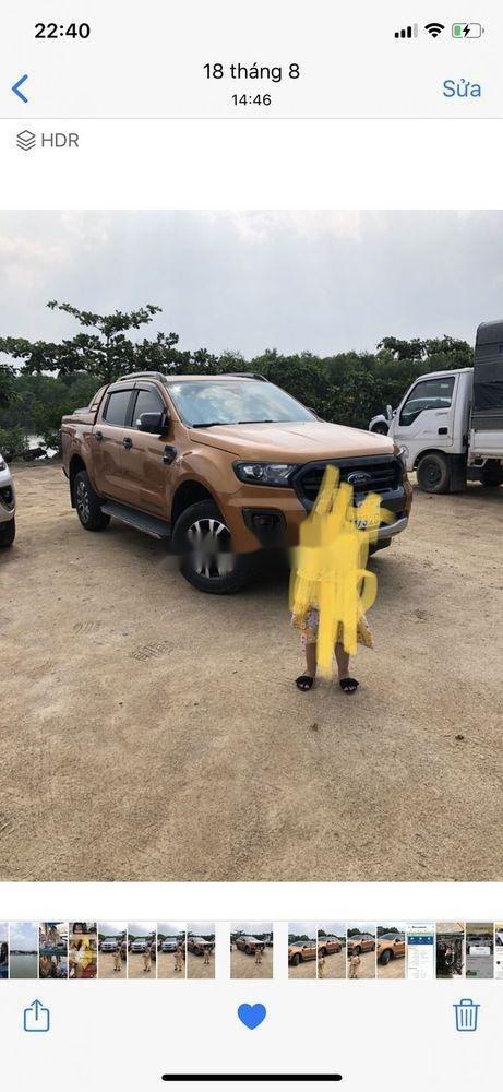 Cần bán Ford Ranger đời 2019, nhập khẩu nguyên chiếc, chính chủ (3)