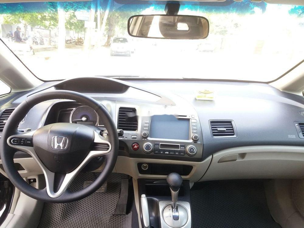 Cần bán lại xe Honda Civic năm sản xuất 2007, màu đen chính chủ xe nguyên bản (6)