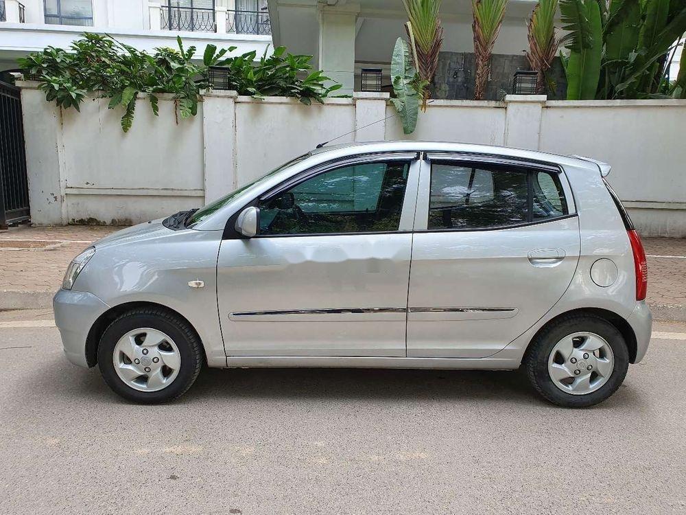 Bán Kia Morning đời 2007, màu bạc, nhập khẩu nguyên chiếc chính hãng (4)