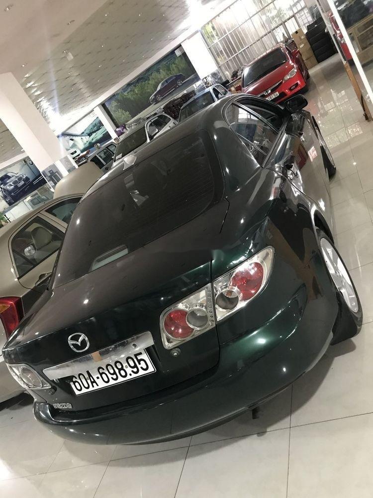 Bán xe Mazda 6 đời 2003 xe còn nguyên bản (2)