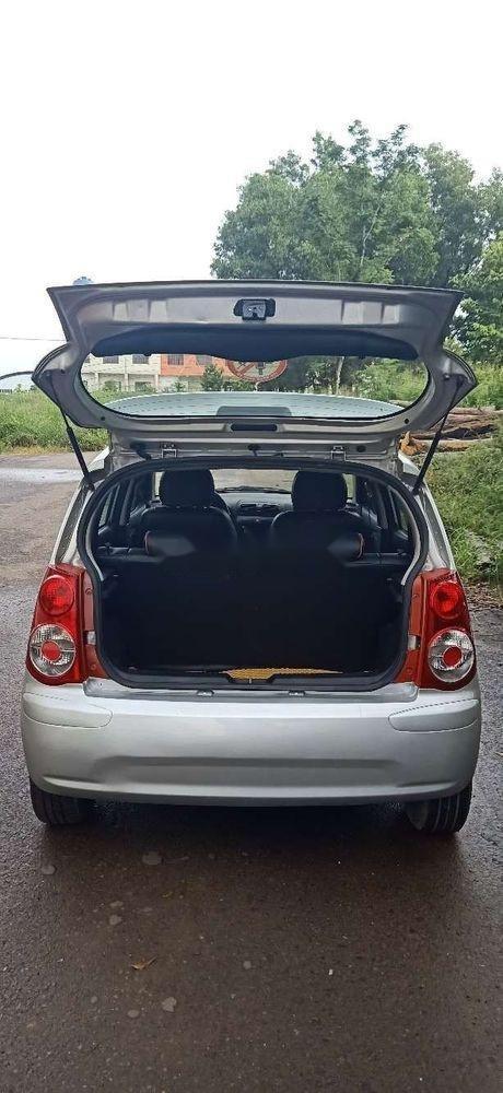 Bán xe Kia Morning đời 2011, màu bạc chính chủ xe nguyên bản (9)