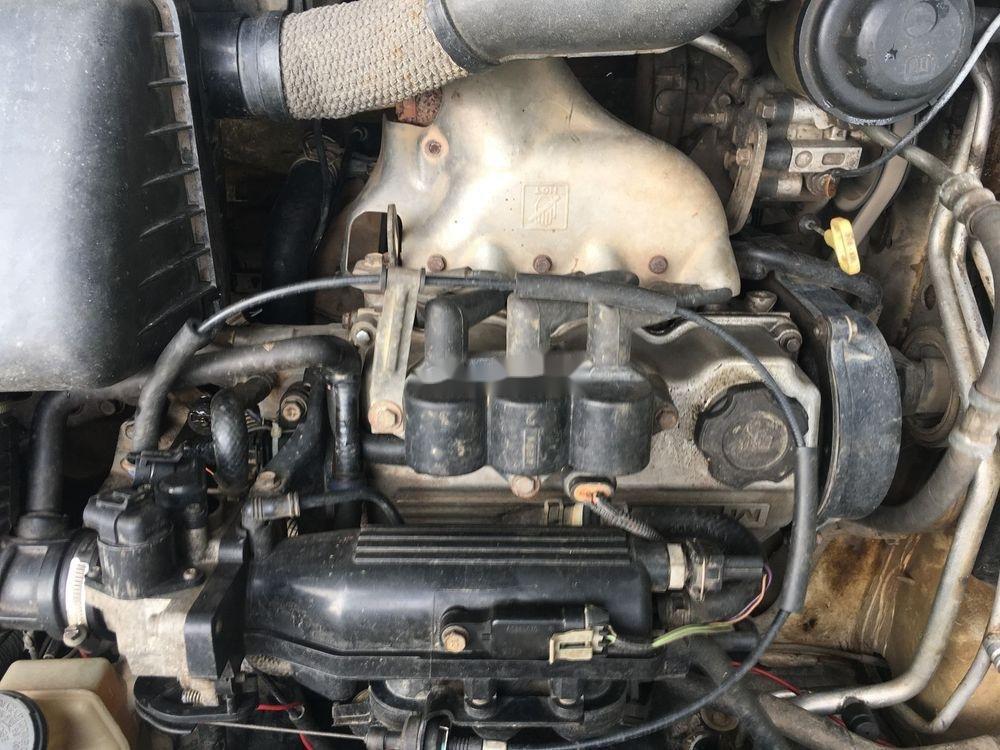 Bán xe Chevrolet Spark 2009, màu trắng, giá tốt (7)