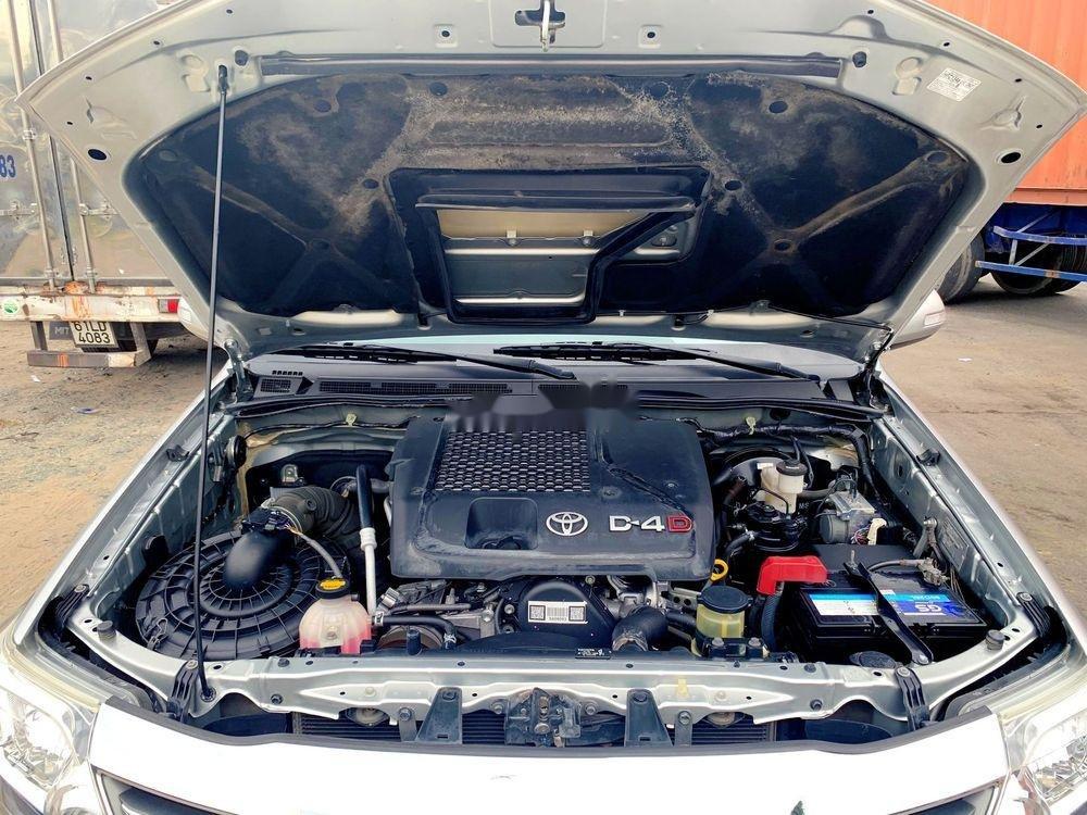 Bán Toyota Fortuner đời 2015, màu bạc chính chủ, giá tốt xe nguyên bản (6)
