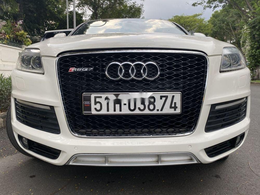 Cần bán Audi Q7 sản xuất năm 2009, xe nhập chính hãng (4)
