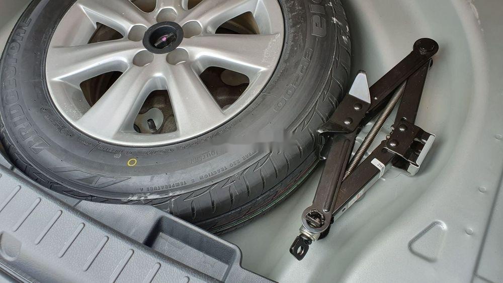 Bán Toyota Corolla Altis đời 2009, màu bạc, số tự động, giá tốt (9)