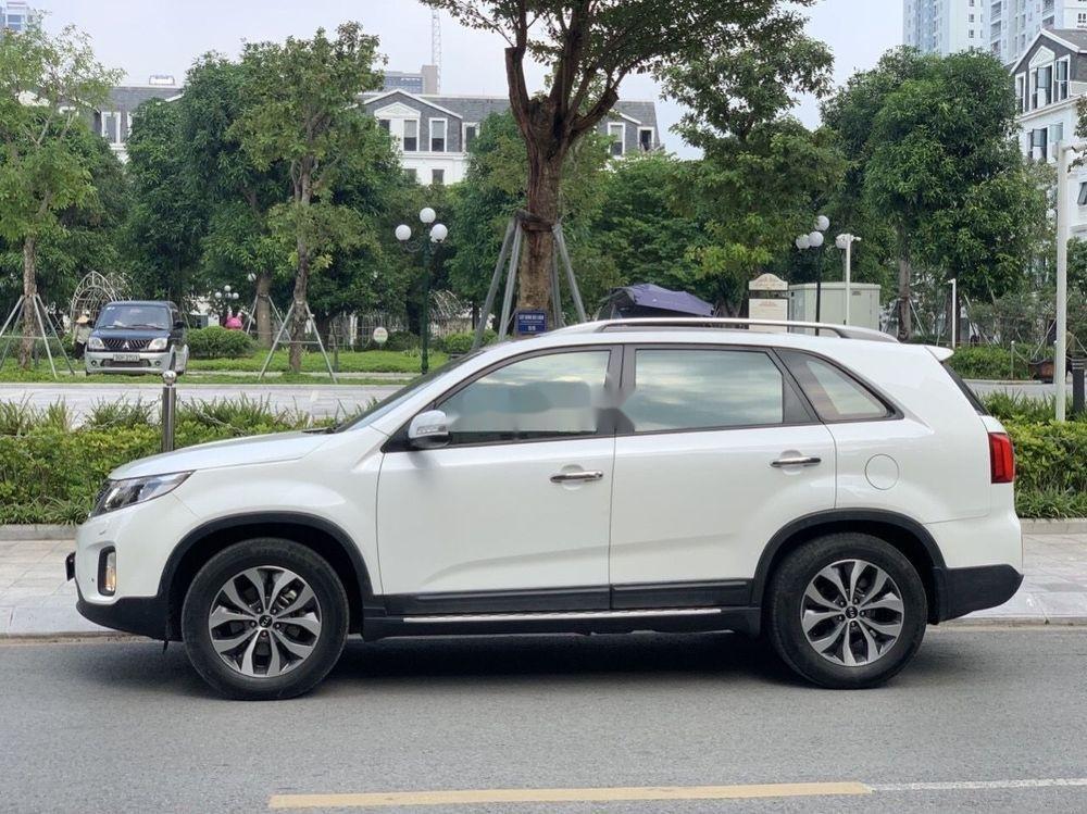 Cần bán Kia Sorento 2016, màu trắng chính chủ, giá chỉ 750 triệu xe nguyên bản (1)