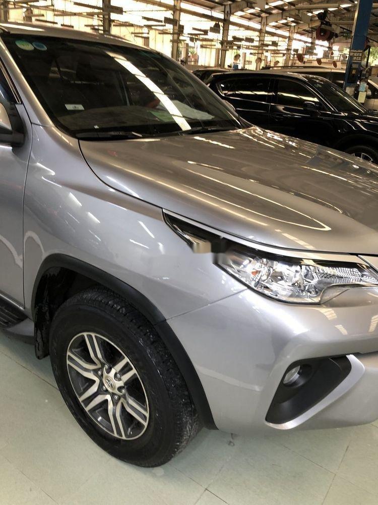 Bán ô tô Toyota Fortuner sản xuất năm 2017, nhập khẩu xe gia đình xe nguyên bản (3)