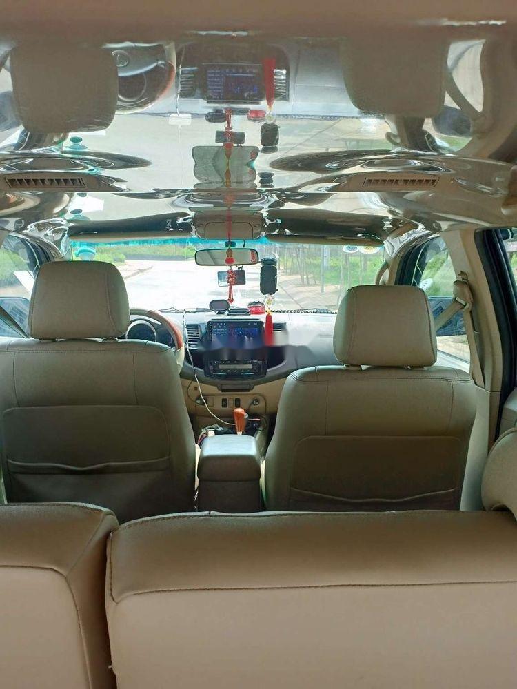 Cần bán Toyota Fortuner đời 2010, màu xám, xe nhập chính hãng (6)