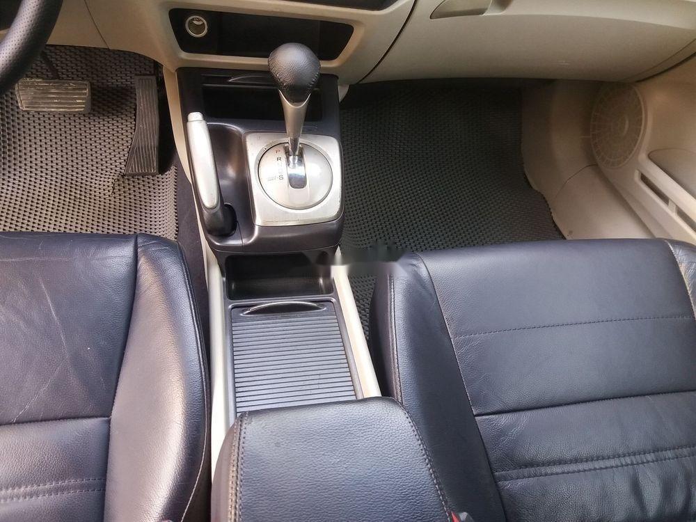 Cần bán lại xe Honda Civic năm sản xuất 2007, màu đen chính chủ xe nguyên bản (9)