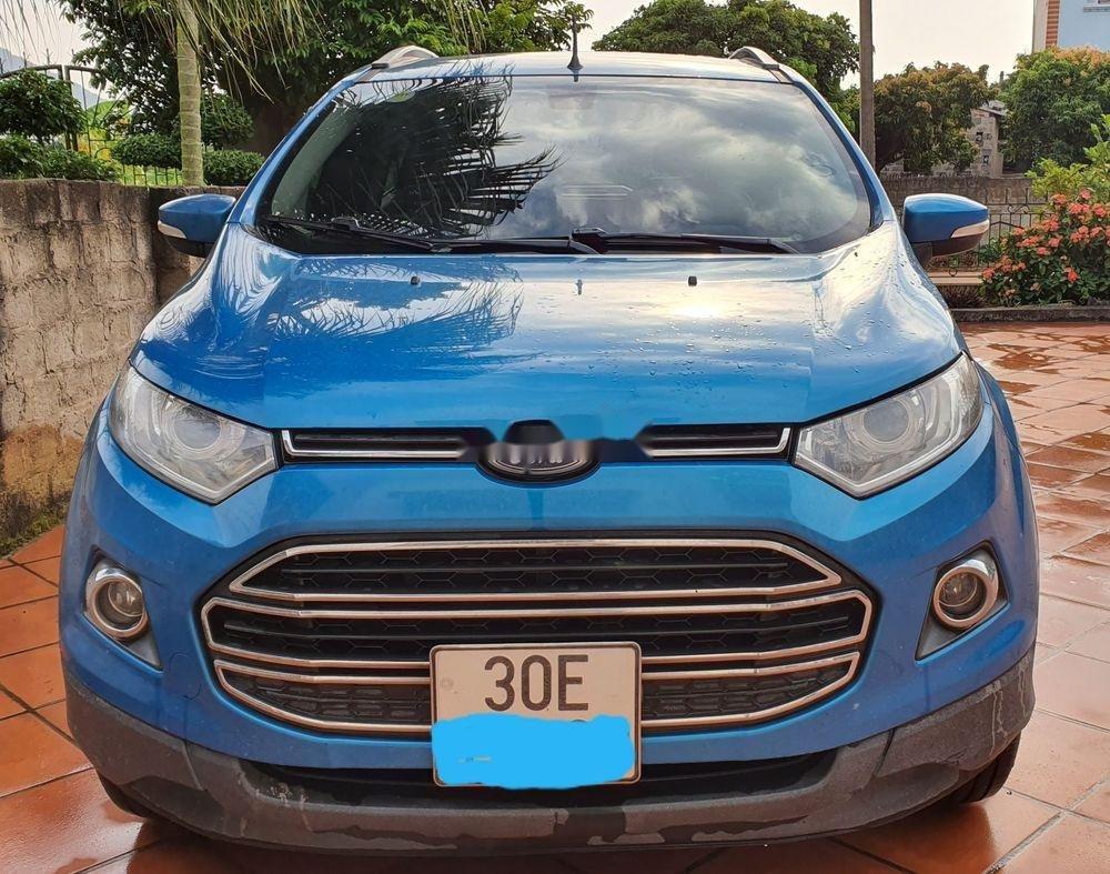 Cần bán Ford EcoSport 2014, nhập khẩu nguyên chiếc chính hãng (1)