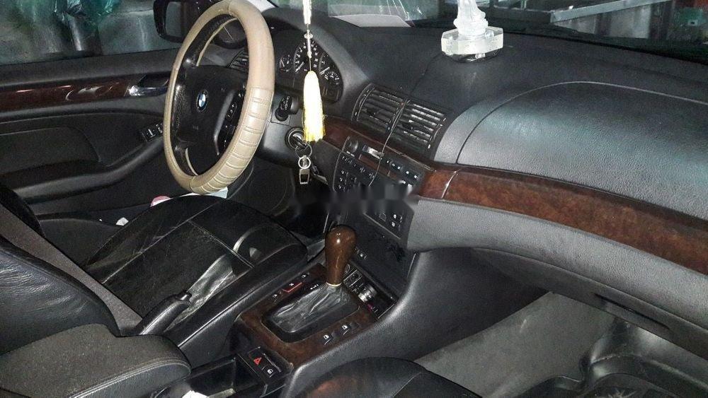Bán xe BMW 3 Series 2004, màu đen, xe nhập khẩu chính hãng (4)