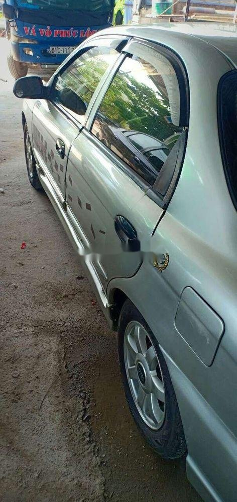 Bán ô tô Kia Spectra 2004, 98tr xe nguyên bản (8)