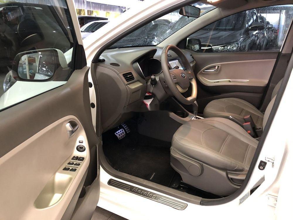 Bán ô tô Kia Morning đời 2017 xe nguyên bản (11)