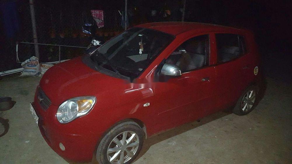 Bán Kia Morning năm 2008, màu đỏ, nhập khẩu (4)